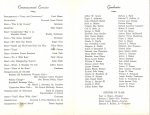 Graduation Program Consolidated School