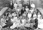 Main St School -Class of 1957  8th Grade....Section 8-1