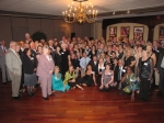 110 classmates 50 years after graduating from Danbury High School!